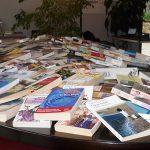Souvenirs du premier anniversaire du livre échange à Chaumont-Gistoux