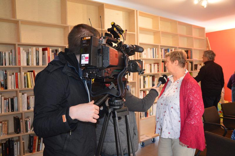 Le Livre échange citoyen sur TV Com