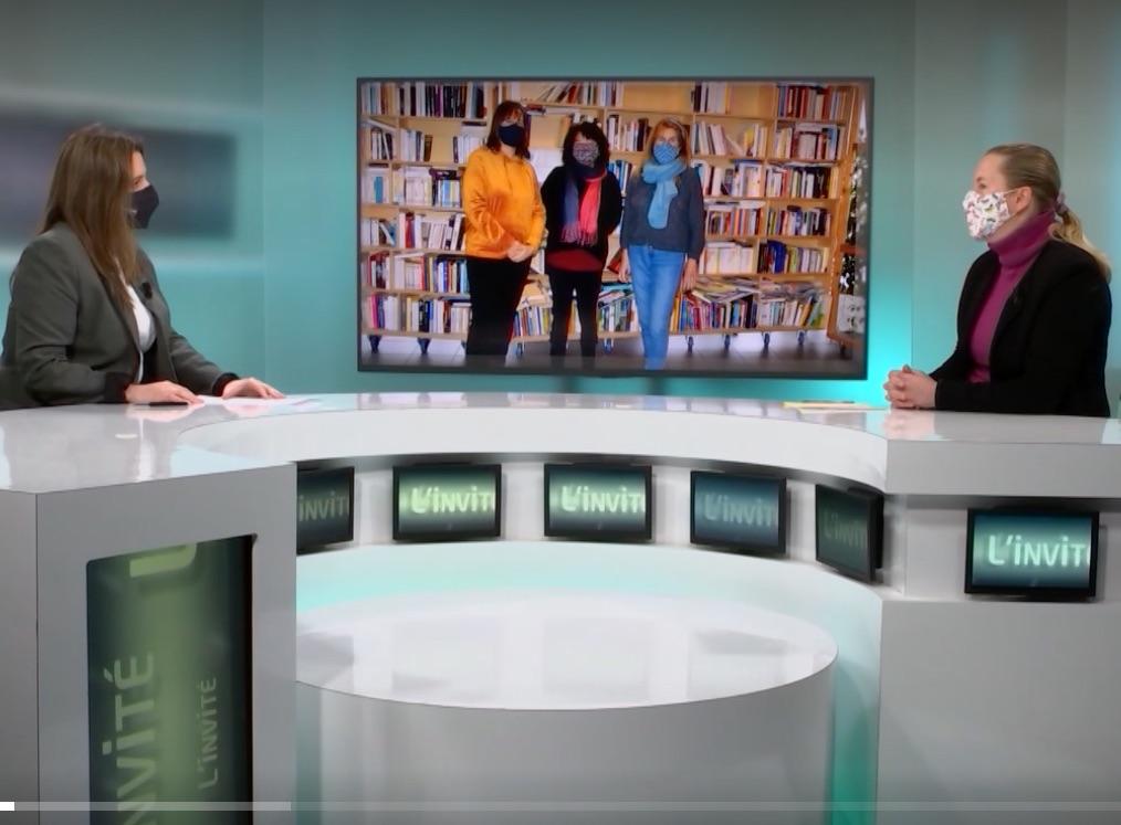 Le Livre tout Proche 2021 sur TV Com